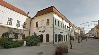 Holttestet találtak egy felújítás alatt álló kaposvári fogadóban