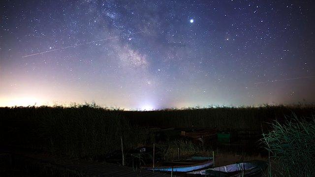 Csónakok és csillagok