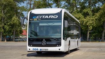 Mercedes-benz eCitaro – 2019.