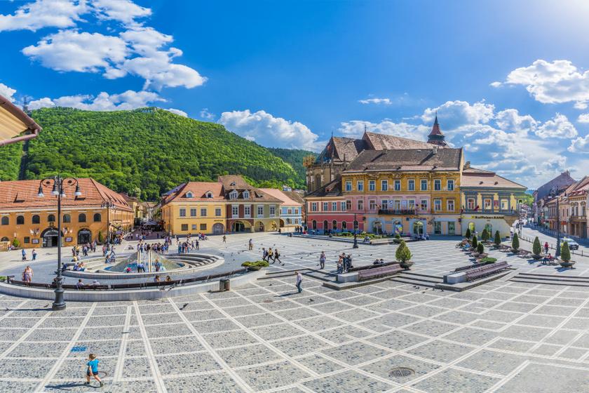 Mesebeli erdélyi város, ahova átszállás nélkül elvisz a MÁV: Brassó utcáin megelevenedik a történelem