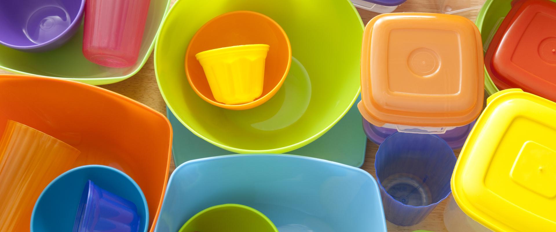 műanyag edények