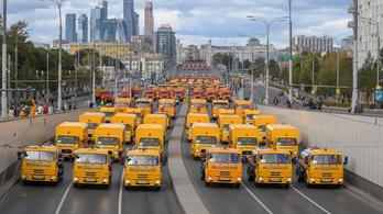 Hallottak már a Moszkvai Szolgálati Jármű Parádéról?