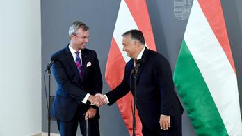 Orbán levélben gratulált az újonnan megválasztott Hofernek
