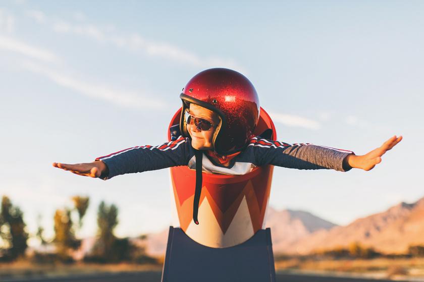 4 dolog, amitől a gyerekből bátor felnőtt lesz: a kíváncsisága csak előnyére válik
