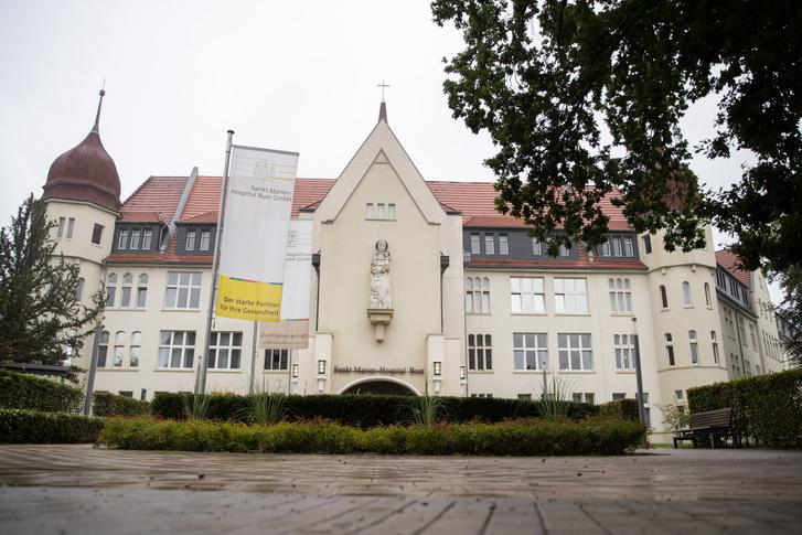 Sankt Marien kórház