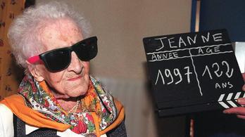 Nem csalás, tényleg lehet 122 évig élni