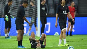A PSG egyik sztárcsatárja sem játszik a Real Madrid ellen