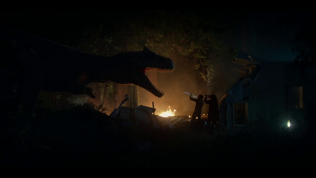 Íme egy Jurassic World rövidfilm