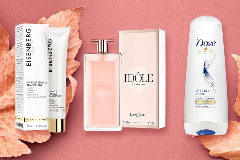 Erős ráncvasaló krémek, nőies illatok és intenzíven tápláló hajápolók - Ezek a kedvenc termékeink szeptemberben