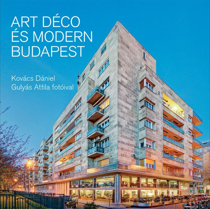 ART DECO ES MODERN BUDAPEST - BORITO