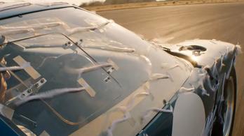 A második előzetes után is nagyon várós a fordos Le Mans-film