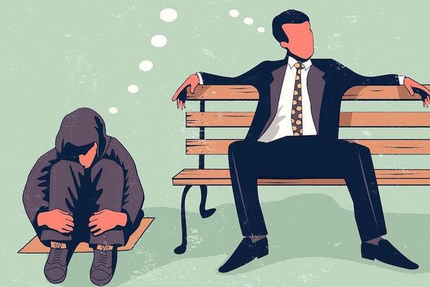 10 tűpontos rajz napjaink valóságáról: nem jó irányba tart a világ