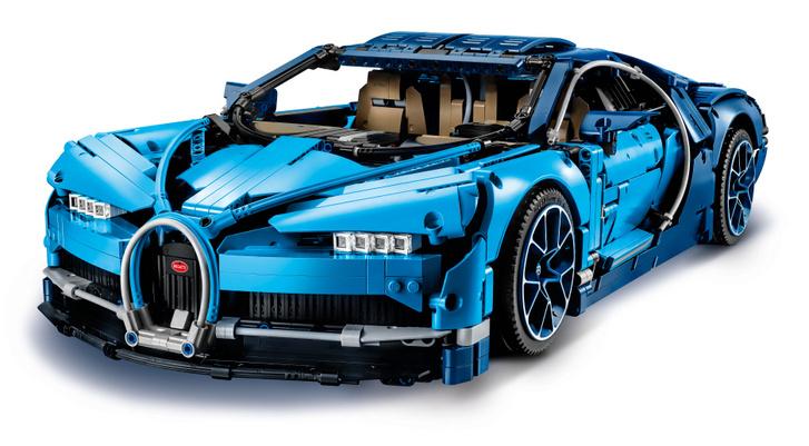 Ezt a Bugatti Chiron készletet nyerheted meg