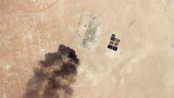 CNN: Lehet, hogy nem is drónok ütötték ki a legnagyobb szaúdi olajfinomítót