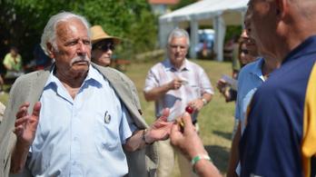 Bálint gazda: 100 év alatt rengeteg tapasztalatot szerez az ember