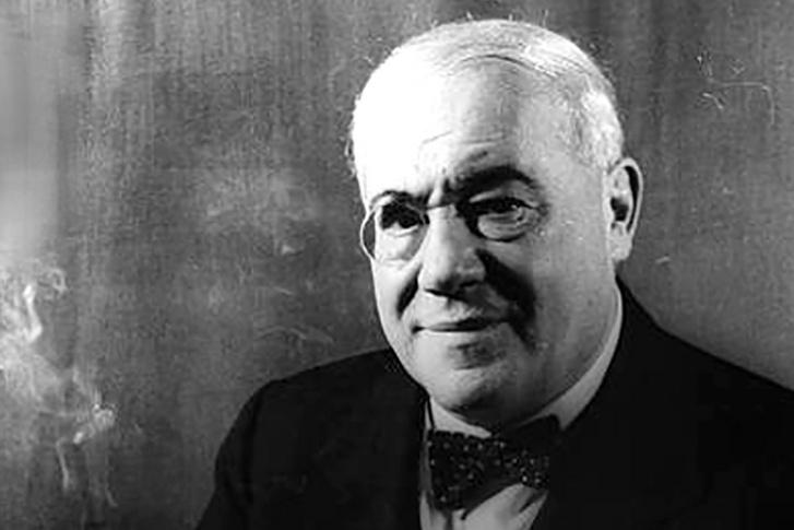 Molnár Ferenc 1941-ben.