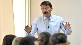 Áder Jánost küldi Magyarország a jövő heti klímacsúcsra