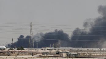 2-3 hét lesz, mire visszaáll a szaúdi olajkitermelés a támadás előtti ütemre