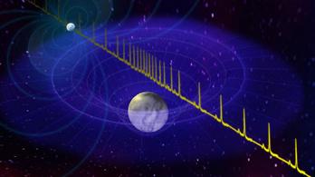 Egy most felfedezett neutroncsillag olyan tömör, hogy majdnem összeroppan a saját gravitációja miatt