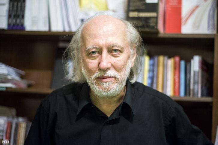 Krasznahorkai László