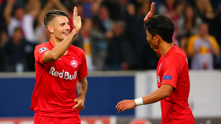 Szoboszlai első BL-meccsén betalált, kikapott a Liverpool