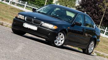 Használtteszt: BMW 320i (E46) – 2002.