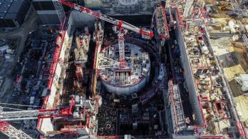 Formálódik a nemzetközi termonukleáris kísérleti reaktor