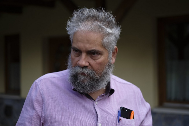 Léderer Tamás, a helyi NapSukár Tanoda vezetője