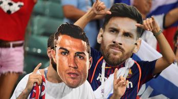 Cristiano Ronaldo: Több Aranylabdát érdemlek Messinél