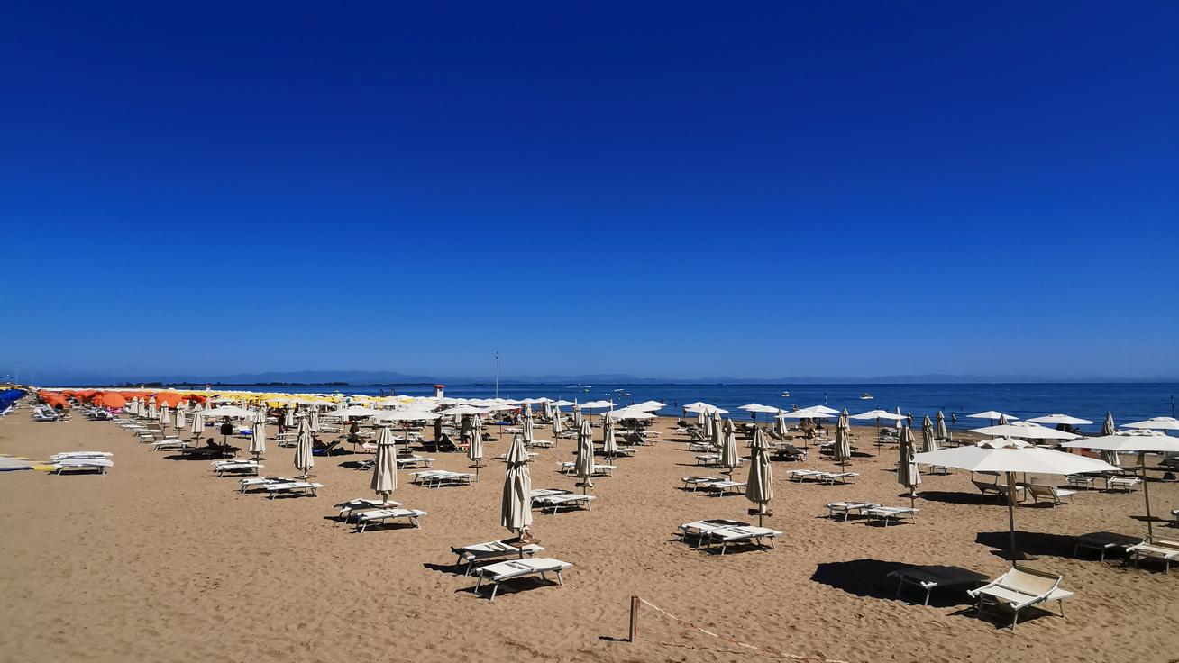 lignano-tengerpart