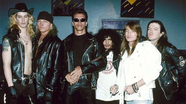 Újabb Terminator és Guns N' Roses kooperáció készül?