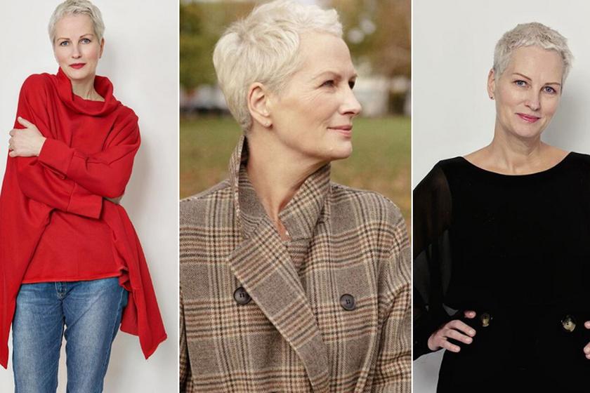 A ruhadarab, amit az 57 éves modell szerint egy nőnek sem szabadna viselni - Hasznos öltözködési tanácsokkal szolgált