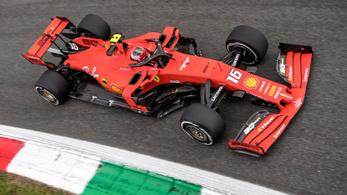 F1: a plusz 55 Ferrari-lóerő titkát firtatják az ellenfelek