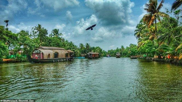 India 10 legszebb helye