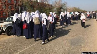 Hidzsábtilalom Kazahsztánban