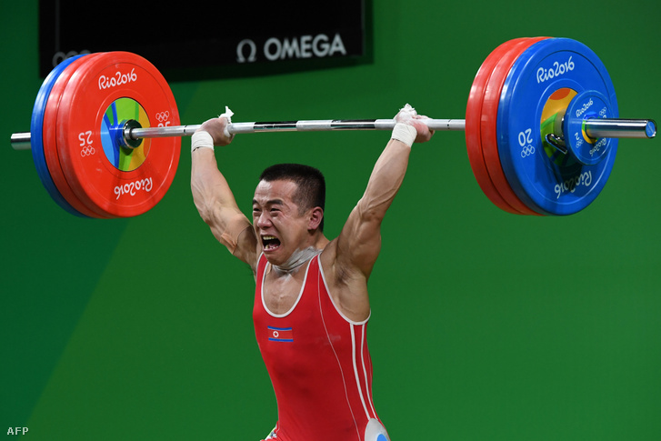 Om Juncsol a riói olimpián, 2016-ban