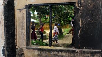Tűz ütött ki egy libériai iskolában, sokan meghaltak