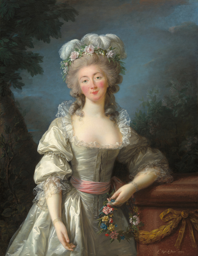 Madame du Barry 1782-ben
