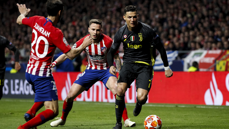 PSG simán legyőzte a Real Madridot a BL-ben, az Altlético nagyot mentett a Juve ellen