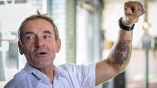 Hússzoros ironmantávot készül ismét bedarálni a komáromi racemachine