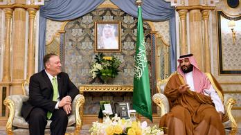 Az amerikai külügyminiszter Szaúd-Arábia oldalára állt az Iránnal való konfliktusban