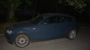 BMW-t akart lopni a budapesti férfi, de foglyul ejtette az autó