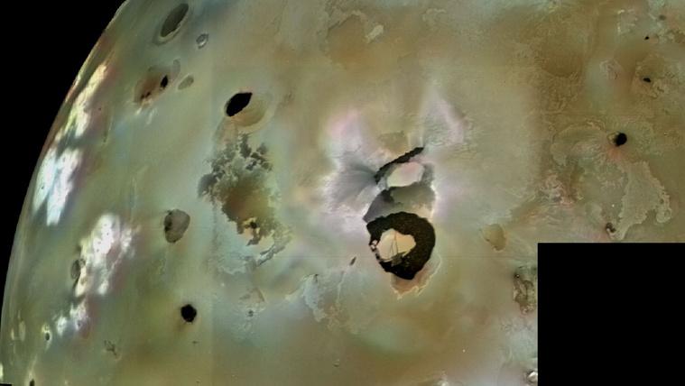 Bármikor kitörhet a Jupiter holdjának legnagyobb vulkánja