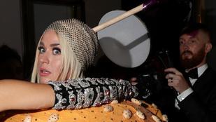 Ha esetleg lemaradt volna róla: Kim Kardashian a szívbajt hozta Katy Perryre