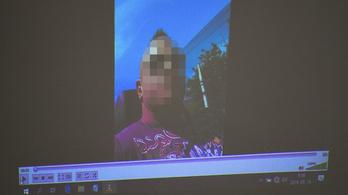 M. Richárd videózta magát a halálos baleset pillanatában