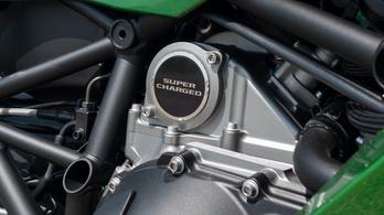 Kompresszoros naked bike-kal készül a Kawasaki