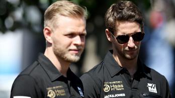 Újabb két hely kelt el az F1-ben 2020-ra