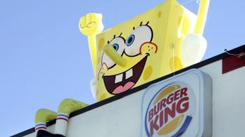 Száműzi a műanyag játékokat a gyerekmenüből a Burger King