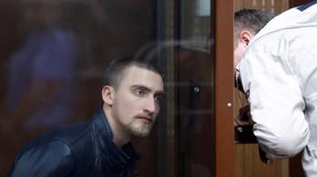 Színészek és tévések tiltakoznak egy fiatal orosz színész bebörtönzése ellen
