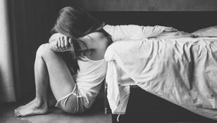 Minden harmadik lány első szexuális tapasztalata erőszak